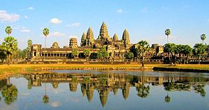 English: Angkor Wat, Siem Reap, Cambodia