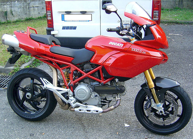 Supersport Ducati