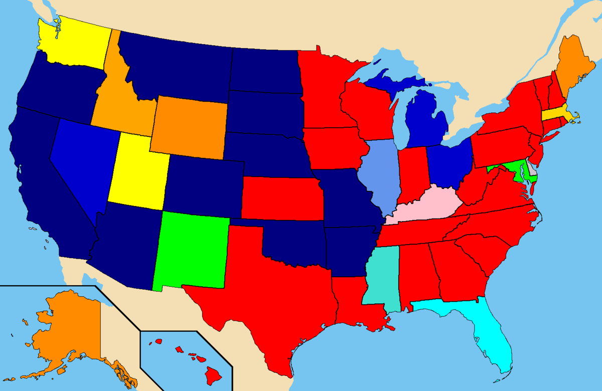 Initiatives And Referendums In The United States