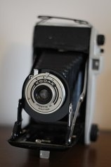 Kodak Junior I folding camera