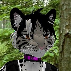 English: A profile picture of Kyra Vixen.