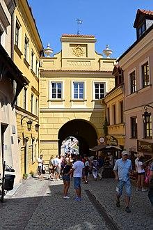 Lublin, Brama Grodzka2.JPG
