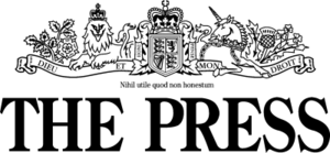 Logo of The Press