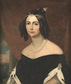 Anônimo - D. Amélia, duquesa de Bragança.JPG