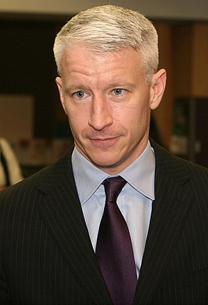Anderson Cooper visited Wolfson Children's Hos...