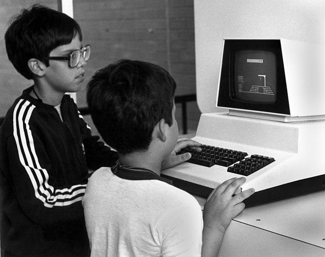 Bored Computer Kids