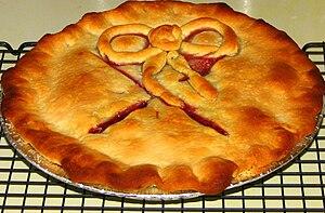 David's cherry pie.