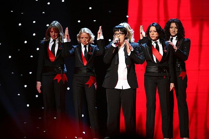 Eurovision Song Contest 2007 Србија (Serbia): ...