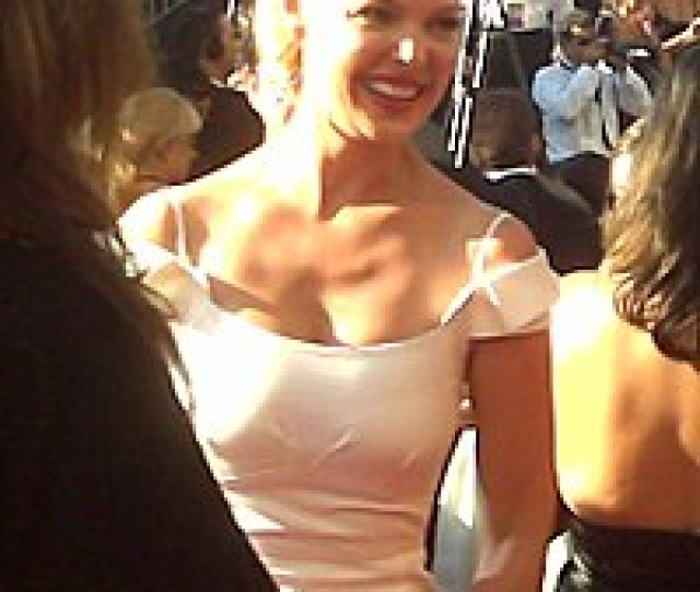 Heigl At The 59th Annual Emmy Awards In 2007