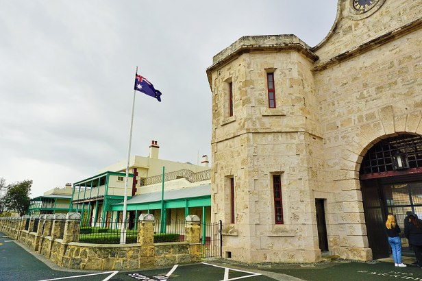 Fremantle Prison - Joy of Museums - Houses on The Terrace 2