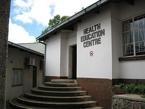 Health Education Center in Blantyre, Malawi