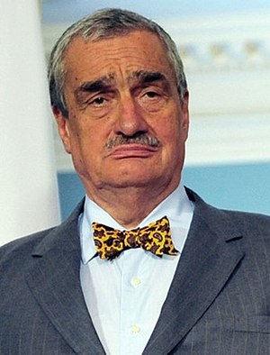 English: Karel Schwarzenberg, Czech politician