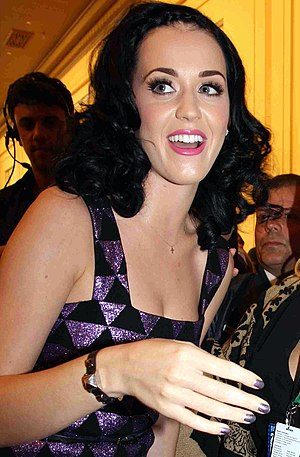 English: Katy Perry Fragrance Launch Purr 2011.