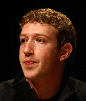 English: Mark Zuckerberg at South by Southwest...