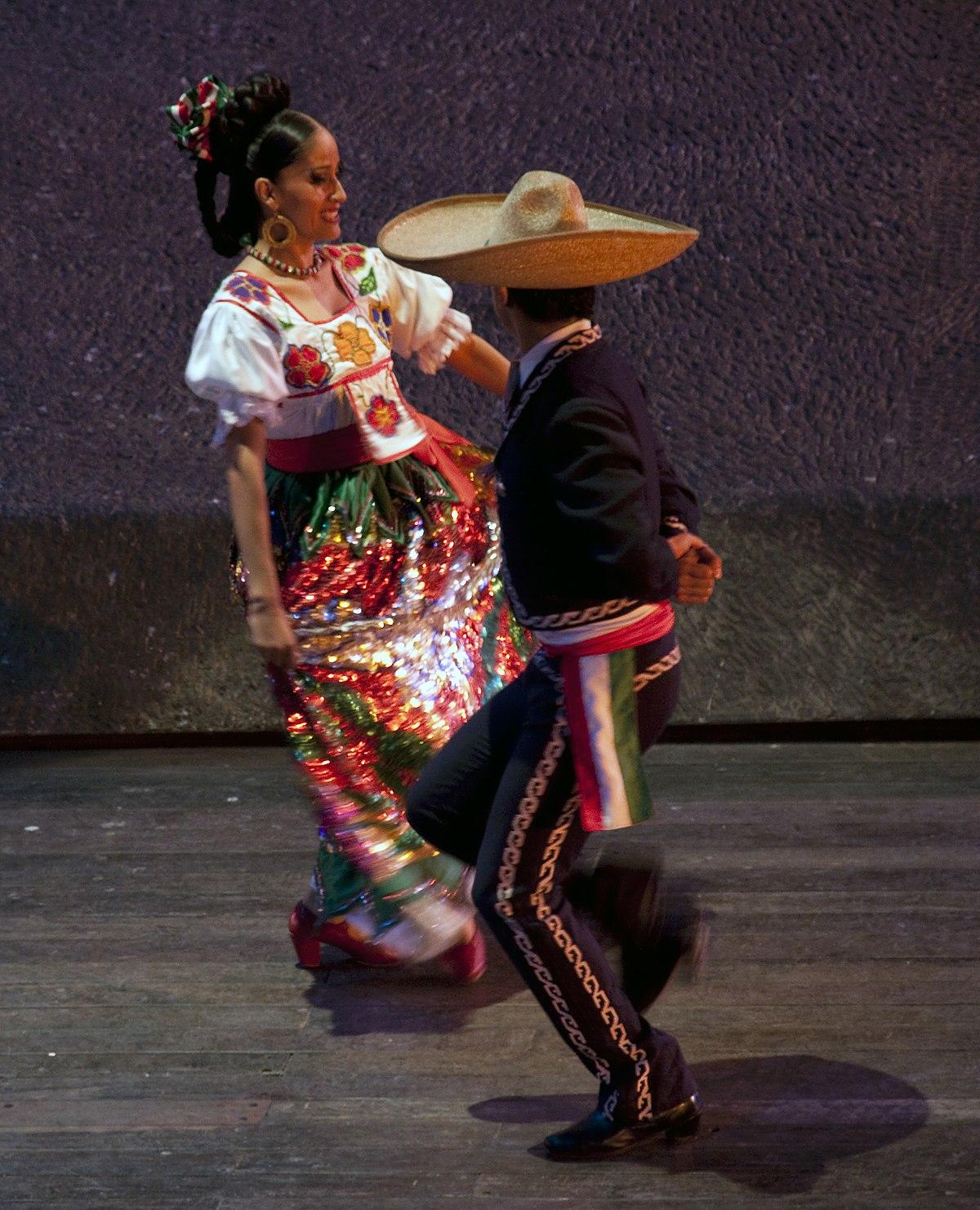 Mexican Dances Fashion Dresses