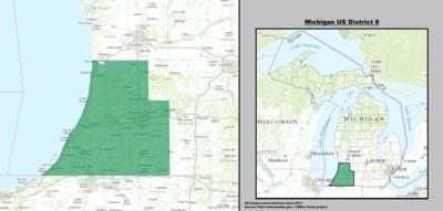 Michigan US Congressional District 6 (since 2013).tif