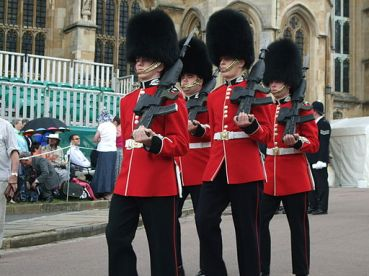 Queens Guard Windsor