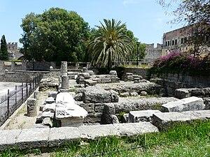 City of Rhodes.