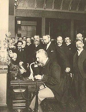 Alexander Graham Bell and Johann (John) Roebling (3/4)