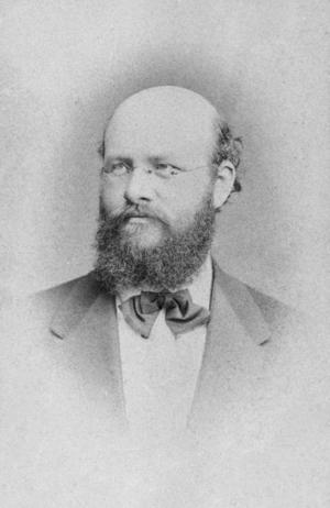 Franz Betz (1835 - 1900), german baritone