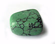 Polished Chrysoprase stone