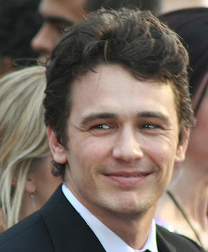 James Franco at the 81st Academy Awards