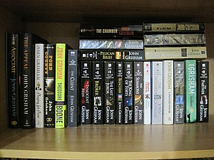 All 24 John Griham novels as of June 30, 2010