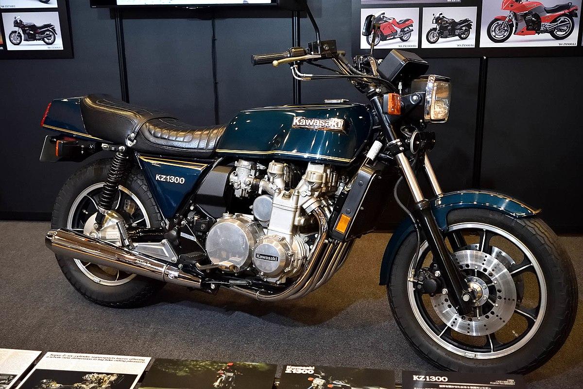 Kawasaki 1989 Xii Voyager