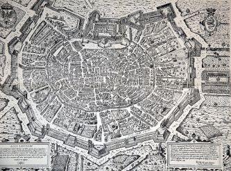 Mediolan w 1573 roku