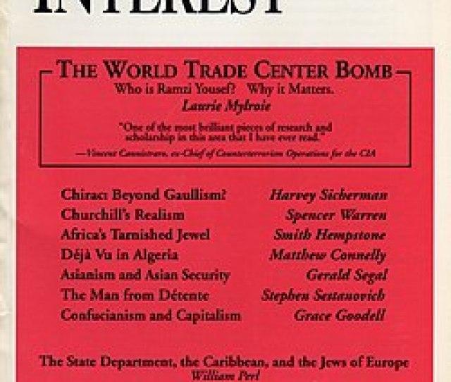 National Interest Cover Jpg