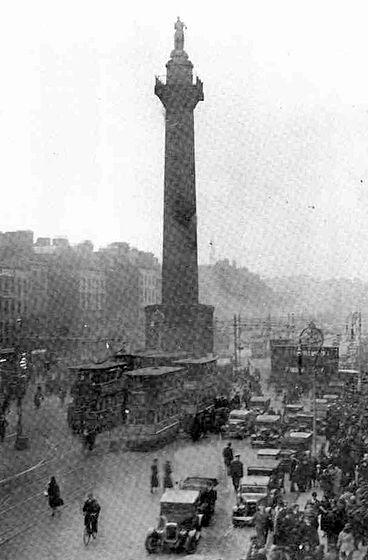 Nelson's Pillar Dublin