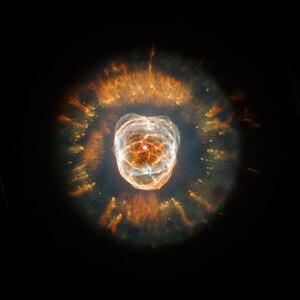 NGC 2392, The Eskimo Nebula Credit: NASA, ESA,...