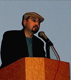 Samir Adil, secrétaire général du Congrès des libertés en Irak