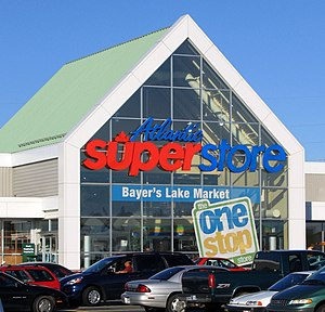 Atlantic Superstore, Halifax, Nova Scotia