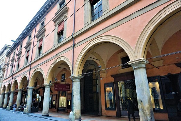 The Archaeological Civic Museum of Bologna