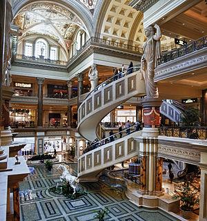 The Forum Shops - Caesars Palace - Las Vegas -...