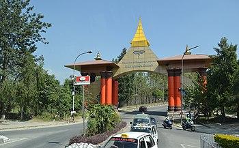 Tribhuvan International Airport The internatio...