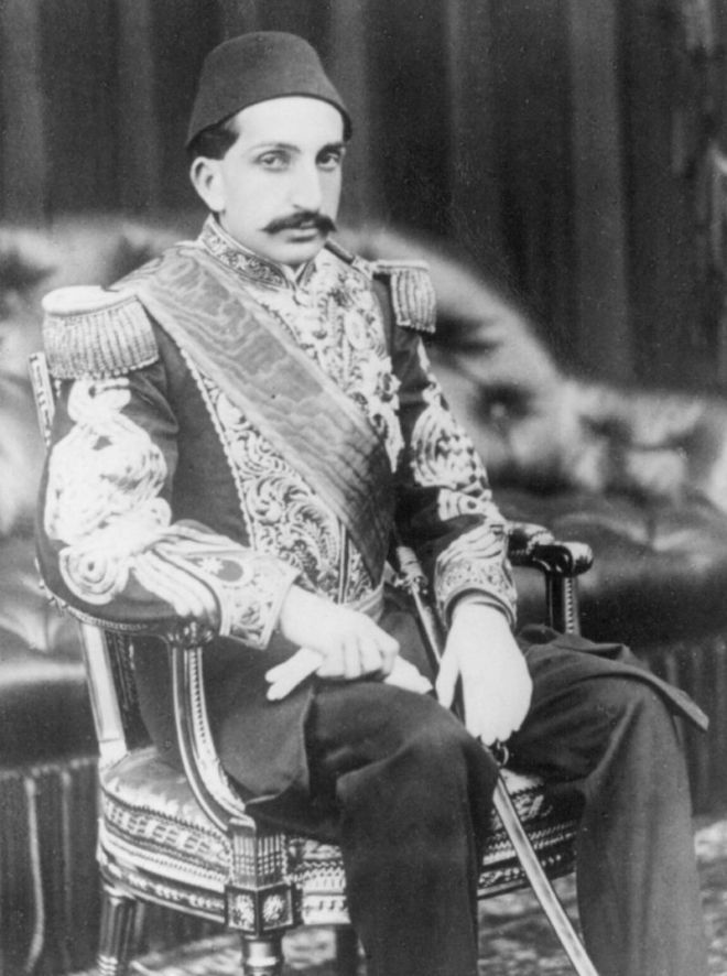 皇帝・アブデュルハミト2世
