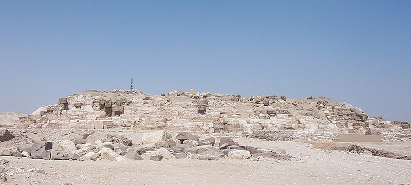 File:Abu Rawash Pyramid.jpg