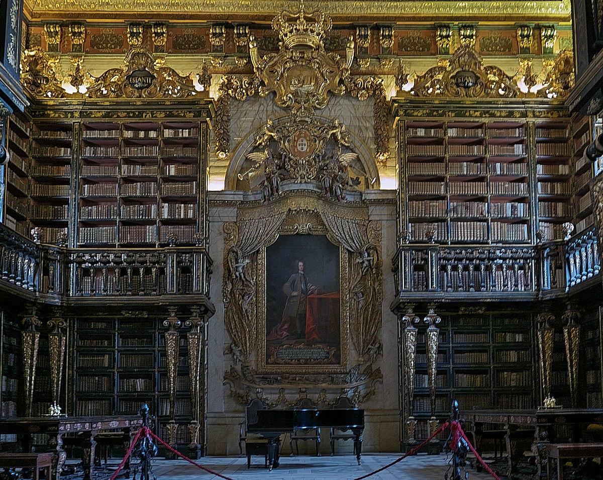 Biblioteca Joanina Wikip 233 Dia A Enciclop 233 Dia Livre