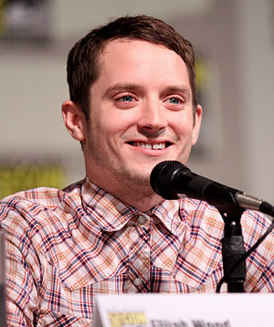 English: Elijah Wood at the 2011 Comic Con in ...