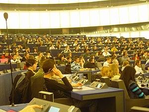 Terrorism forum on the European Parliament (St...