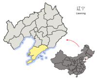 Dalian in Liaoning