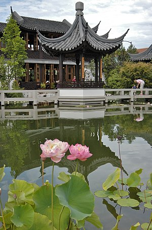 English: The Portland Classical Chinese Garden...