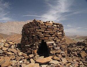 English: World Heritage Grave at Al Ayn / Oman...