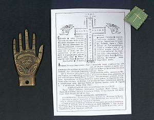 English: Amulets against the evil eye fron de ...