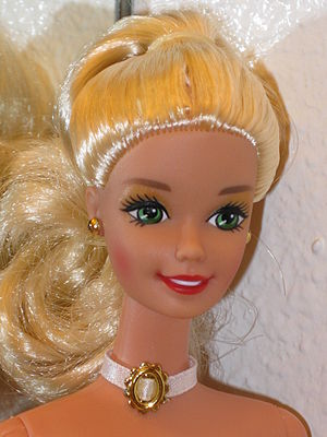 English: Barbie Portrait