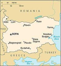 Peta Bulgaria