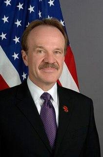 Dan Mozena, U.S. Ambassador to Angola