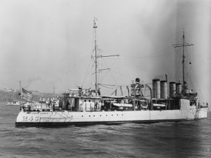 USS Reuben James (DD-245)